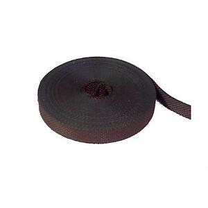 rolladen gurt breite 14 15mm gurtband elektrische gurtwickler braun ebay. Black Bedroom Furniture Sets. Home Design Ideas