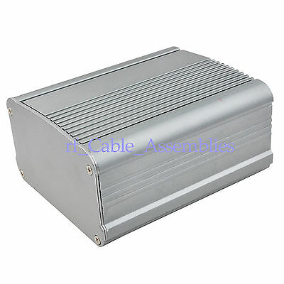 Aluminum Project Box Aluminum Enclosure Case DIY Big -55x90x110mm #1176