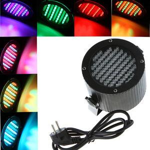 86-RGB-LED-Light-PAR-DMX-512-Disco-Lighting-Laser-Projector-Stage-Party-Show