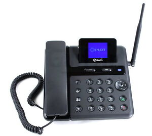 Avvio-Desktop-Wireless-Cell-Phone-Hand-Set-WD210P-3G-Internet-Telephone-Sim-Card