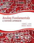 Analog Fundamentals: A Systems Approach by David M. Buchla, Thomas L. Floyd (Hardback, 2012)