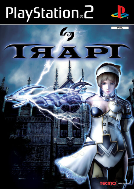 Trapt (Sony PlayStation 2, 2006, DVD-Box)