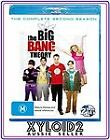 The Big Bang Theory : Season 2 (Blu-ray, 2012, 2-Disc Set)