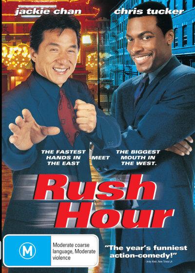 Rush Hour (DVD, 2005)