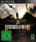 History: Legends of War (Sony PlayStation 3, 2013, DVD-Box)