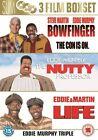 Eddie Murphy Collection - Life/Bowfinger/Nutty Professor (DVD, 2006)