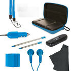 dreamGEAR 13-in-1 Gamer Pack for Nintendo 3DS - Blue