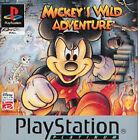 Mickey's Wild Adventure (Sony PlayStation 1, 2005)