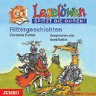 Rittergeschichten, 1 Audio-CD von Cornelia Funke (2003)