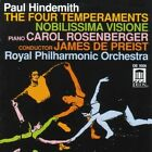 Paul Hindemith - Hindemith: The Four Temperaments; Nobilissima Visione