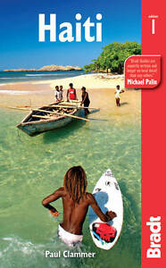 Haiti-Bradt-Travel-Guides-Clammer-Paul-Used-Good-Book