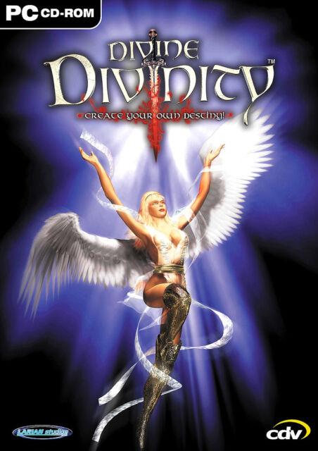 Divine Divinity (PC, 2004, in der 3er Box) 3 CD-ROM