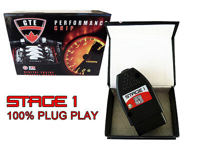 Stage 1 GTE Performance Chip ECU Programmer for FORD MUSTANG 1999-2004 V6 V8