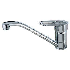 SUNDIAL-PRESTIGE-KITCHEN-MONOBLOC-CHROME-MIXER-TAP-MONO