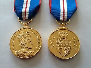 Queens-Golden-Jubilee-Medal-Full-Size-2002-Ribbon-Army-Military-Police
