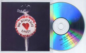 THE SILVER SEAS Candy 2011 UK 1trk promo test CD - WE SHIP WORLDWIDE, United Kingdom - Returns accepted Most purchases from business sellers are protected by the Consumer Contract Regulations 2013 which give you the right to cancel the purchase within 14 days after the day you receive the item. Find out m - WE SHIP WORLDWIDE, United Kingdom