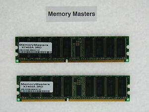 X7405A-4GB-2x2GB-184pin-PC2100-ECC-Registered-DDR-Sun-Memory-Kit