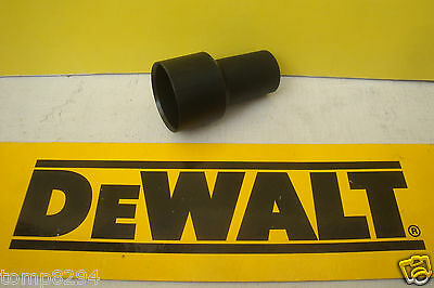 Brand New Dewalt Dust Port Extractor Adaptor For The Dw745