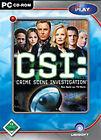 CSI - Crime Scene Investigation (PC, 2005, DVD-Box)