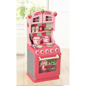 Strawberry-Shortcake-Kitchen-Set