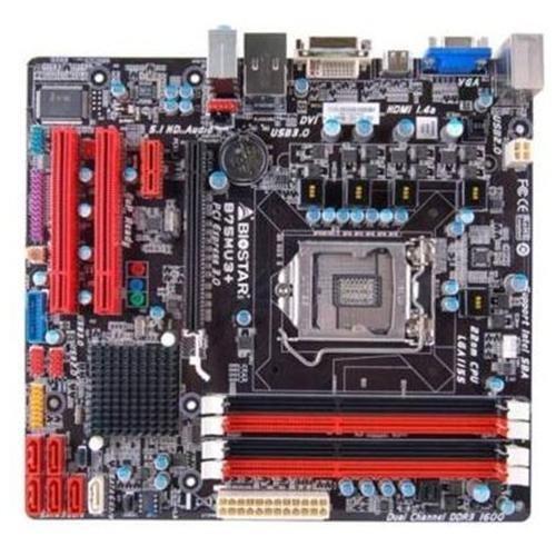 Biostar B75MU3+ ITE Infrared Driver PC