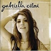 Gabriella Cilmi - Lessons To Be Learned - UK CD album 2008
