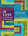 In Love with Squares & Rectangles by Amy Walsh, Janine Burke (Paperback, 2013)