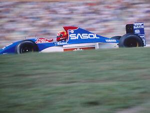 9x6-Photograph-Maurico-Gugelmin-F1-Jordan-Yamaha-192-German-GP-1992