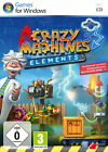 Crazy Machines: Elements (PC, 2011, DVD-Box)