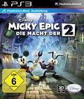 Disney Micky Epic: Die Macht der 2 (Sony PlayStation 3, 2012)