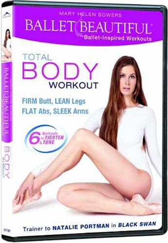 Ballet Beautiful: Total Body Workout (DVD, 2012) BRAND NEW SEALED
