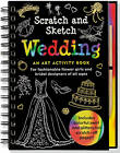 Scratch & Sketch Wedding by Martha Day Zschock (Spiral bound, 2012)