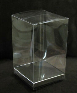 Glass Wedding Gift Box : ... Wedding-Anniversary-Bomboniere-Rectangle-PVC-clear-gift-box-shot-glass