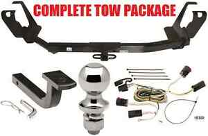 2005-2007-DODGE-GRAND-CARAVAN-W-STOW-GO-SEATS-COMPLETE-TRAILER-HITCH-PACKAGE