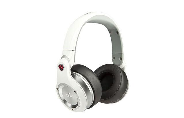 NCredible NPulse Over-Ear Headphone - White