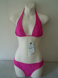 SPEEDO-SWIMWEAR-FEMALE-MEDIUM-LEG-HALTERNECK-BIKINI-34-034-BUST-BNWT