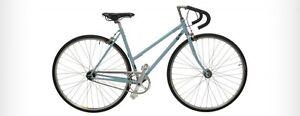 Cooper-Bikes-Ladie-Woman-T250-Aintree-Blue-Road-Bicycle-48cm-Size-New-OEM