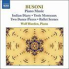 Busoni: Piano Music Vol. 3 (2007)
