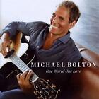 Michael Bolton - One World One Love (2009)