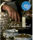 Babettes Feast (Blu-ray Disc, 2013, Criterion Collection)