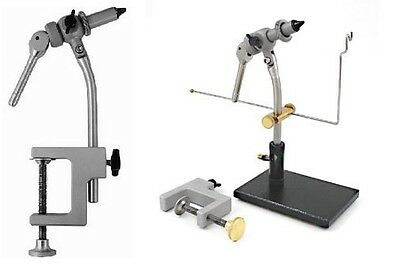 Apex Rotary Fly Tying Vise with Bobbin Cradle by Anvil USA 1100-A Made in USA