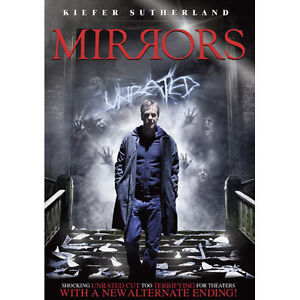 Image Is Loading Mirrors Dvd Kiefer Sutherland Paula Patton Amy Smart