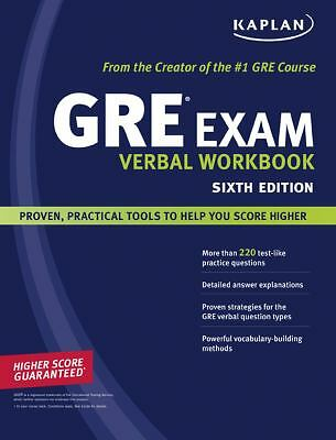 kaplan gre verbal workbook 8th edition pdf