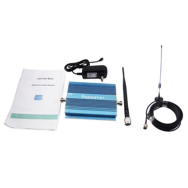 CDMA 850MHz Repeater Booster 3G Cell phone Signal Booster Amplifier WANSUNTONE