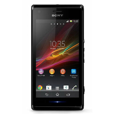 Sony  Xperia M - 4 GB - Black - Smartphone