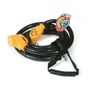 Camco-50-Amp-15-039-RV-Power-Grip-Extension-Cord-Generator-Camping-Camper-Cable-NEW