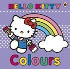 Hello Kitty: Colours Board Book by Penguin Books Ltd (Board book, 2012)