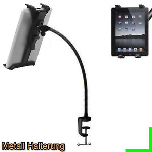 universal tab tablet pc 7 13 metall kfz auto lkw halter halterung car holder g19 ebay. Black Bedroom Furniture Sets. Home Design Ideas