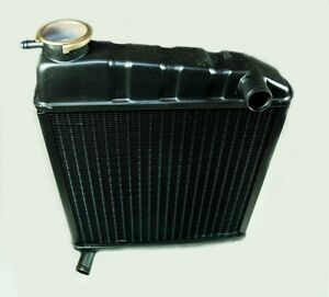 Mini-Morris-Clubman-Leyland-Moke-Radiator-Cooper-039-S-039-3-Core-NEW