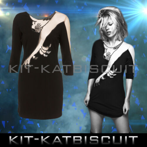 Kate Moss Rare Panther Tiger Mini Dress BNWT